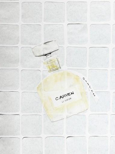 Jessie Kanelos Weiner-Carven parfum