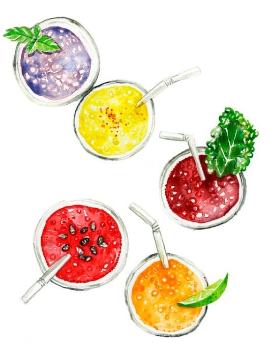 Juice Blend Taste, Rizzoli. Jessie Kanelos Weiner, thefrancofly.com 1