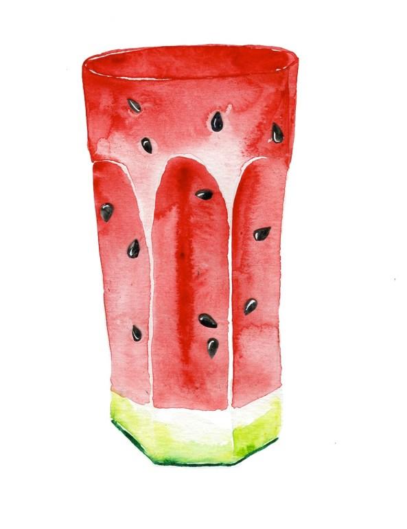 Watermelon juice_Jessie Kanelos Weiner_thefrancofly.com