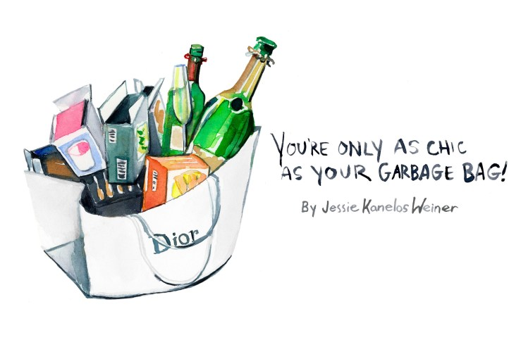 0. Intro_You're only as chic as your garbage back_Jessie Kanelos Weiner for The Kitchn copy