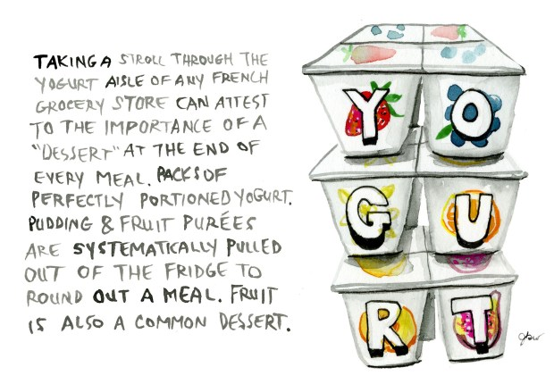 French fridge essentials by Jessie Kanelos Weiner, thefrancofly.com
