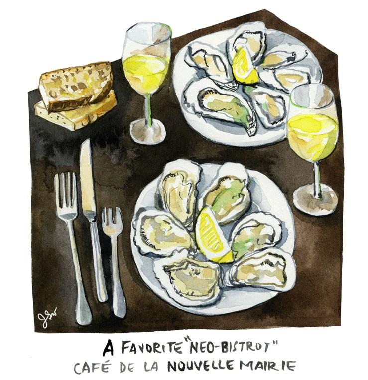cafe de la nouvelle mairie_thefrancofly Paris_jessie Kanelos Weiner