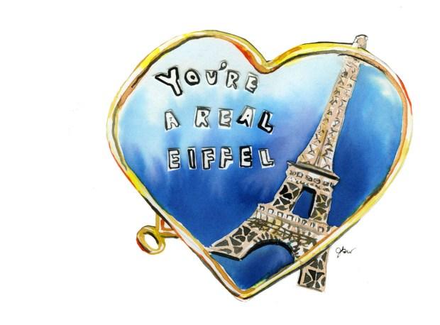 1 You're A real Eiffel_Jessie Kanelos Weiner_thefrancofly.com