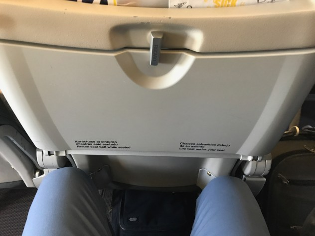 Legroom?