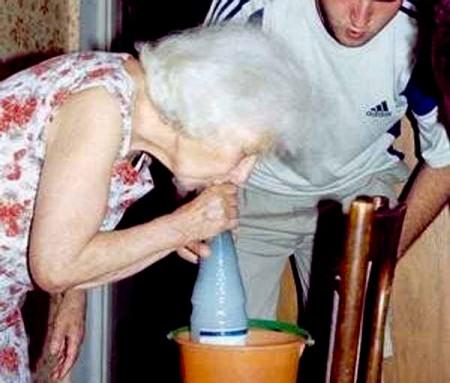 bong grandma funny drugs