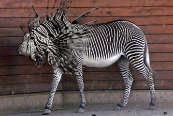 Ten of the best freaky and weird photoshop images