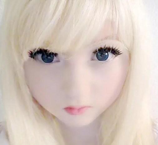 Real Life Barbie Dolls