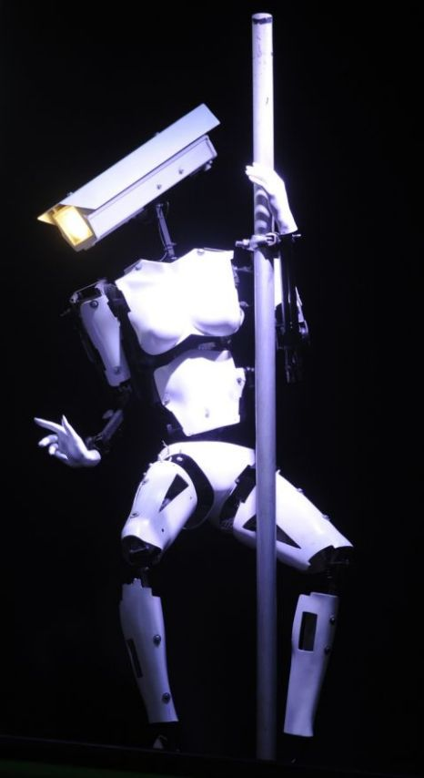 stripper robot