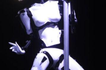 stripper robot
