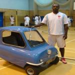 World's Smallest Car