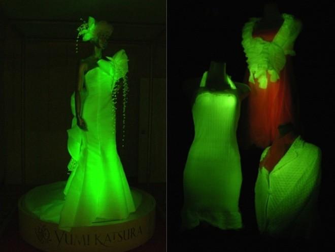 freaky wedding dress