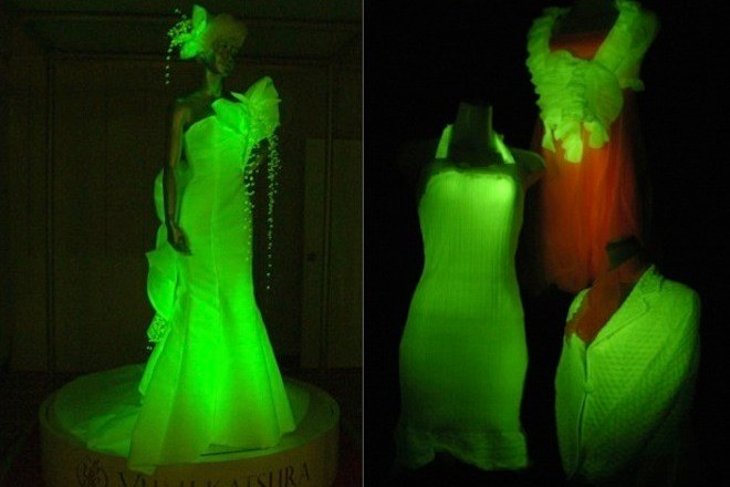 freaky wedding dress