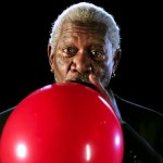 Morgan Freeman on Helium