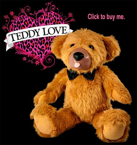 teddy bear sex