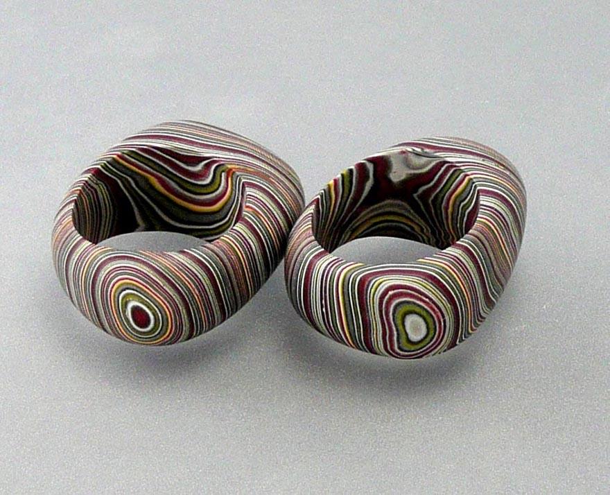 strange weird gems