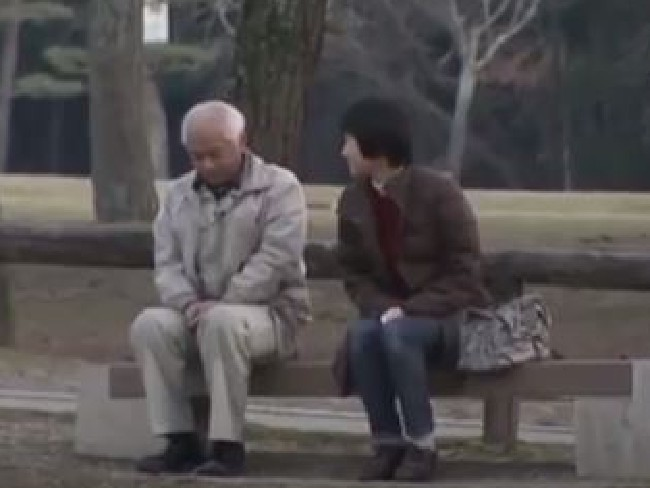 Man doesn't talk to his wife for 20 years