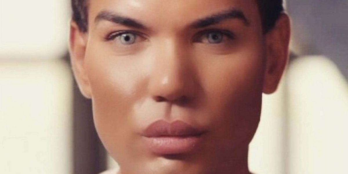 The Human Ken Doll
