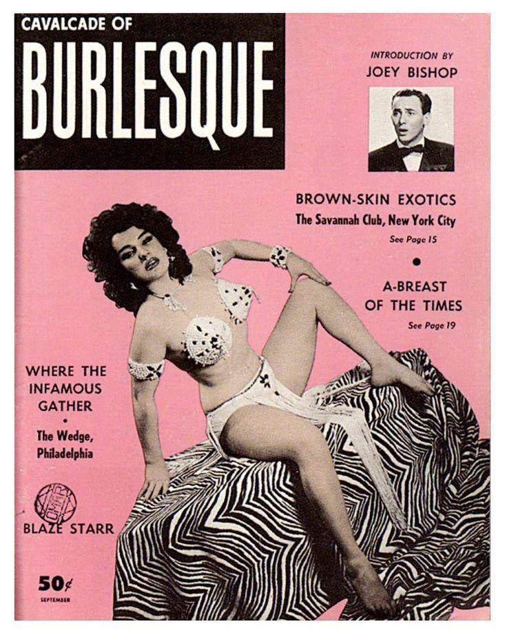 burlesque magazines