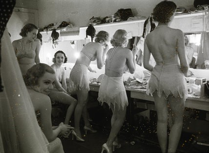 burlesque club history