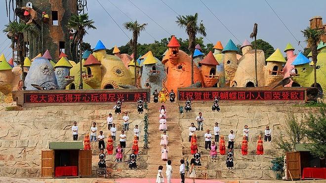 dwarfs china