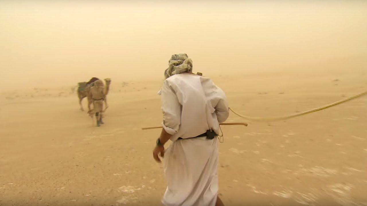The African Desert that Helps the Earth Breathe