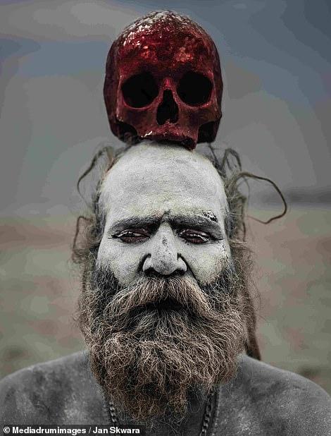 human cannibal India