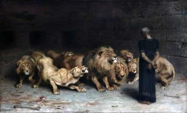 The Preacher who was eaten by a Lion