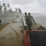 Virgin Islands Hit by Oil Rain