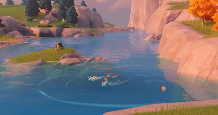 genshin impact fishing
