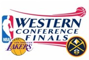 NBA : Finales de conférence OUEST Los Angeles Lakers (1) vs Denver Nuggets (3)