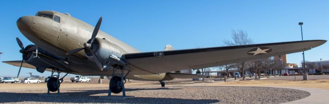 Glider Tow Plane - C-47 Skytrain