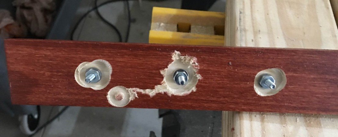 Counter Sinks Using a Router