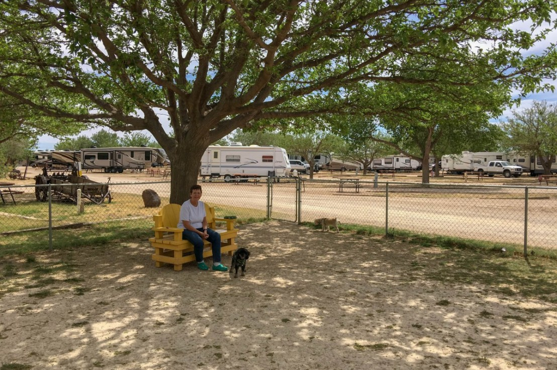 Lubbock KOA Journey