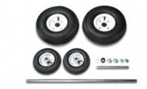 Barker Pneumatic Wheel Kit