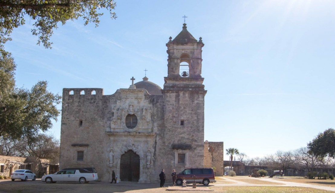 Mission San Jose Closed For Funeral Mass