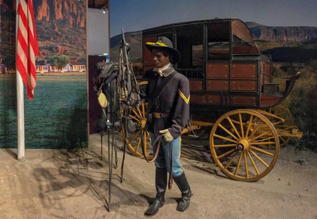 Fort Davis Buffalo Soldiers