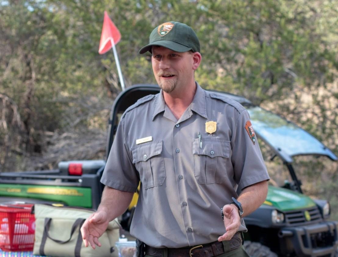 Fort Davis National Historic Site Ranger