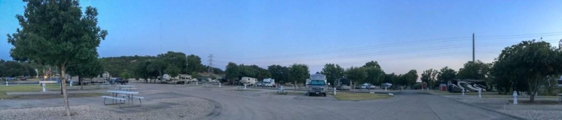 Plenty of Open Campsites at Buckhorn Lake Resort