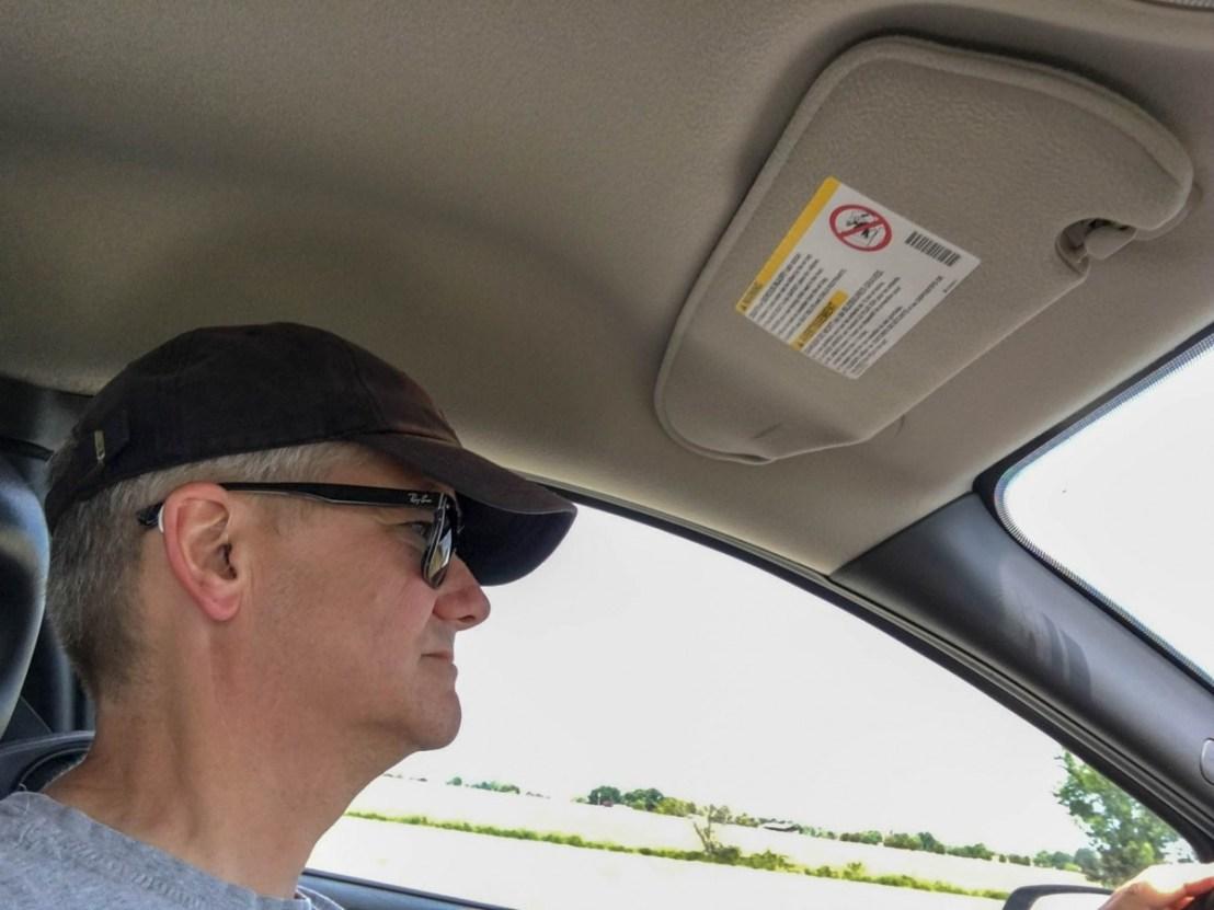 Driving Through Rural Oklahoma Is OK