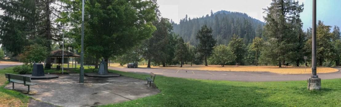 Oakridge, Oregon Rest Area