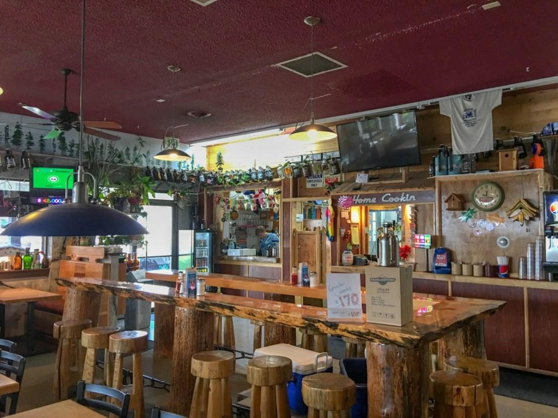 Harvest Depot Restaurant Dining Room