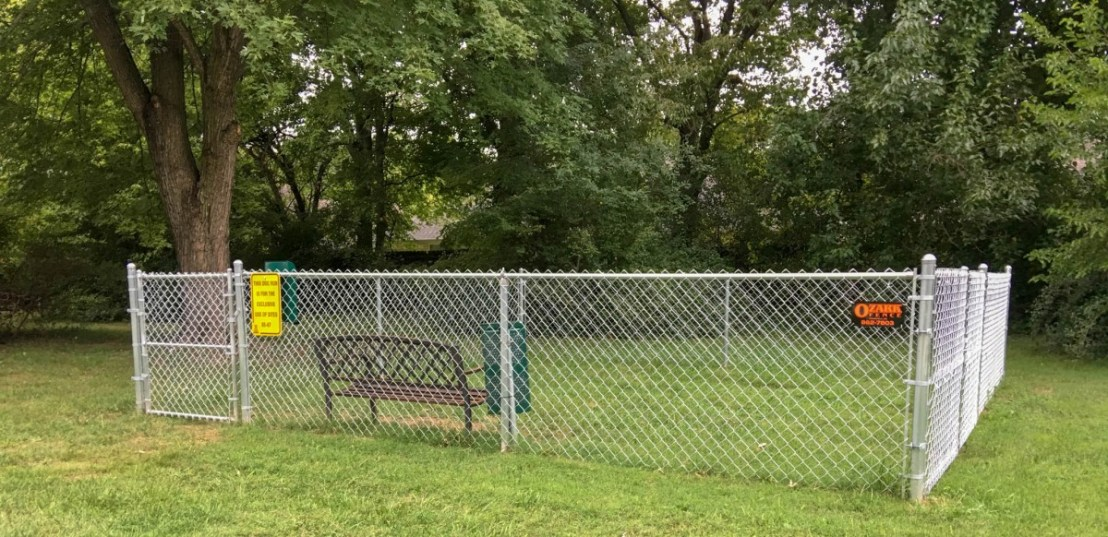 Dog Park For Exclusive Use of Three Sites