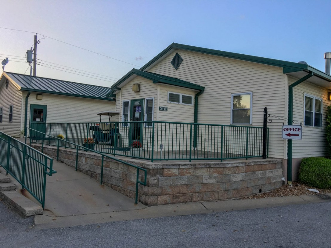 Sundermeier RV Park Office