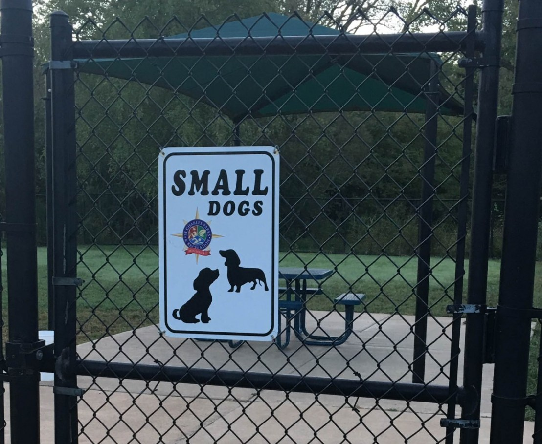 DuSable Park Ed Bales Area Small Dog Park