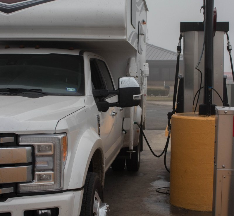 Ford F-450 MPG