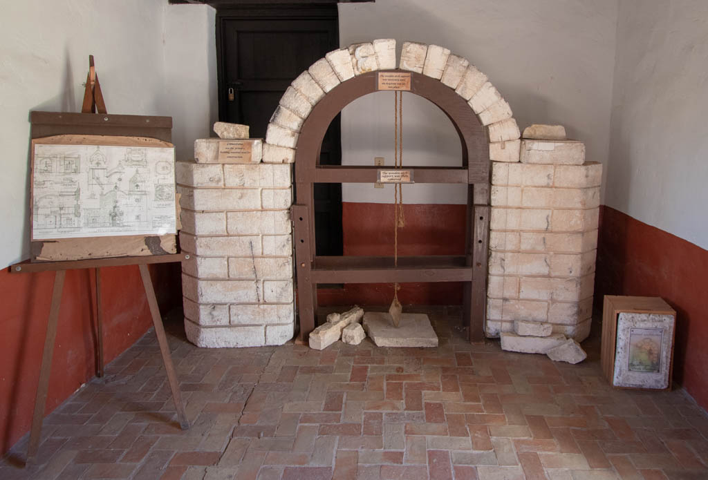 Stone Arch Template