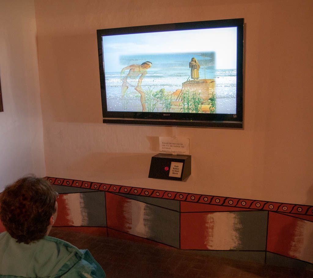 Introductory Video On History of Presidio La Bahia