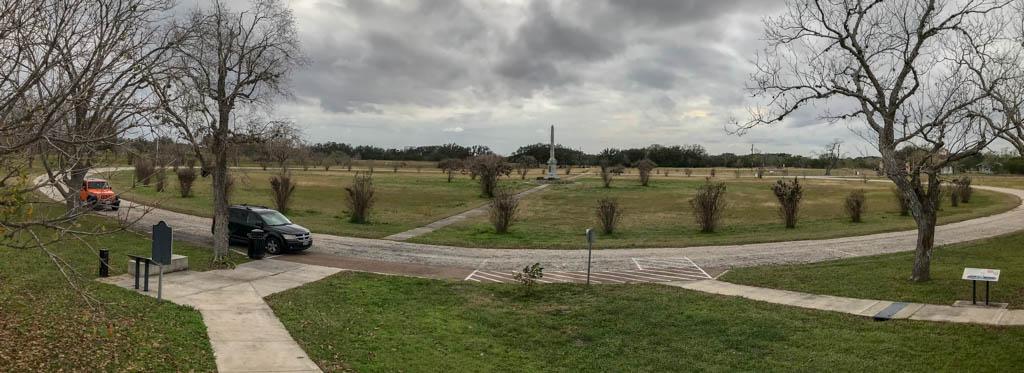 Fanning Battleground State Historic Site