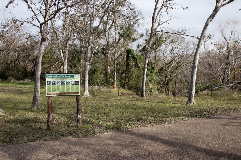 Trail Information Display