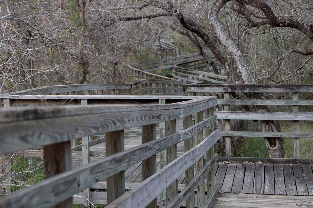 Jagged Trail Segment